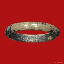 แหวนมงคล 9 วัดราชบพิธ ปี 2513 เนื้อเงิน 2