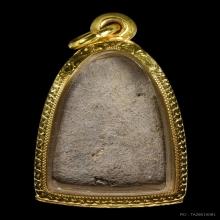 หลวงพ่อทวด วัดเมืองยะลา เนื้อว่าน พิมพ์อิคคิวซัง ๒๕๐๕