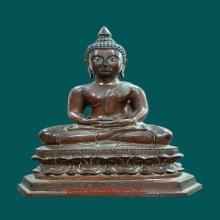 พระบูชารัชกาลองค์ต้นแบบ พระบูชาพุทโธคลังปี 39
