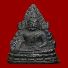 พระพุทธชินราช รุ่นอินโดจีน พิมพ์สังฆาฏิสั้น หน้าเสาร์ ๕