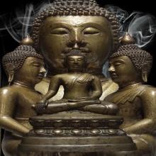 พระพุทธรูปสมัยรัชกาล งานช่างหลวง หน้าตัก 5 นิ้ว