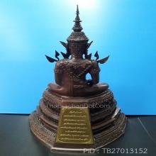 พระพุทธรูปทรงเครื่องจักรพรรดิ ภปร.มหามงคล 84 พรรษา ปี 2554