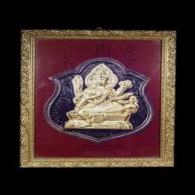 ภาพพรหมบูชา  ยุคแรก  อ.ติ๋ว  วัดมณีชลขัณฑ์