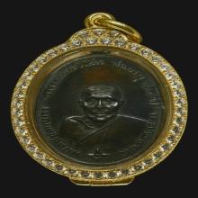 เหรียญหลวงพ่อคง วัดบางกะพ้อม รุ่นแรก พศ 2484 สวยมาก