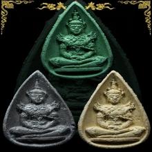 พระพุทธปฏิมาเกศาธาตุ (สุดยอดเกศาธาตุ)...