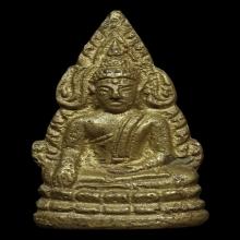 พระพุทธชินราช อินโดจีน พิมพ์ต้อข้างกนก หายาก