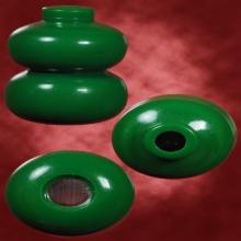 น้ำเต้ารุ่นแรก หลวงพ่อสด วัดปากน้ำ สีเขียว หายาก