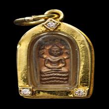 ปรกองค์จ้อย หลวงปู่ทิม  ออกวัดบันไดทอง จ.เพชรบุรี