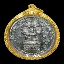 องค์จตุคามรามเทพ...เหรียญนาคปรกจตุคามสะท้านฟ้าโภคทรัพย์ ปี48