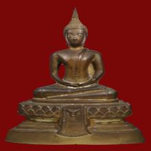 พระบูชา หลวงพ่อพุ่ม วัดยายร่ม ปี2547