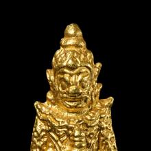 ท้าวเวสสุวรรณทองคำสร้าง14องค์พระธรรมปิฏก๖๑วัดสุทัศน์