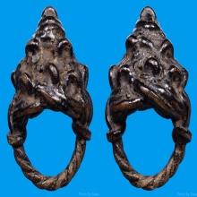 ๑ แหวนอักขระ 9 ยอด หลวงปู่ยิ้ม วัดหนองบัว ๑
