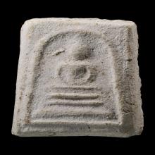 พระสมเด็จกรุวัดลาดบัวขาว ปี๒๔๘๕ พิมพ์ใหญ่