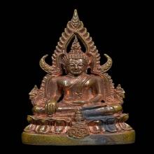 พระพุทธชินราช หลวงปู่หมุน ฐิตสีโล