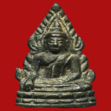 พระพุทธชินราชอินโดจีน ปี2485 พิมพ์สังฆาฏิยาว โค๊ตจุฬามณี