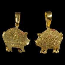 พญาหมูทอง อาจารย์วราห์ เนื้อทองคำ พ.ศ. 2533