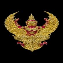 ครุฑอาจารย์วราห์ วัดโพธิ์ทอง