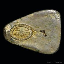 รูปหล่อหลวงปู่ทิม ปี 2516 ยอช่อฟ้า