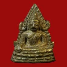 ชินราชอินโดจีนพิมพ์สังฆาฏิสั้นหน้าเสาร์ห้า