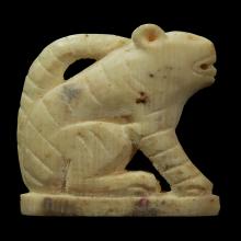 เสืองาแกะ(อาจารย์เฮง วัดเขาดิน)ศิลปะหางกระรอก
