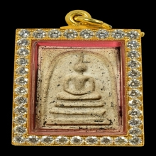 PHRA-SOMDEJ OF RA-KANG TEMPLE , BIG MOLD