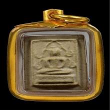 พระพุทธชินราช วัดมฤคทายวัน พิมพ์เล็ก จ.ประจวบครีรีขันธ์