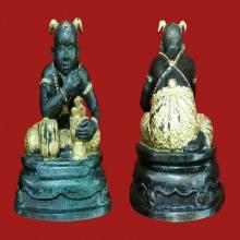 กุมารพ่วงเพชร (รุ่นธนสารสมบัติ) กรรมการ No.12 หลวงปู่หงษ์