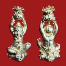 กุมารคงทอง (ชูถุงเพชร) No.1346 หลวงปู่หงษ์