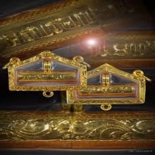 ตะกรุดนารายณ์แปลงรูป อ.นอง เนื้อทองคำ