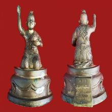 กุมารคงทอง (รุ่นบันดาลทรัพย์) No.166 หลวงปู่หงษ์