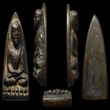 หลวงปู่ทวดอาปาเช่แข้งขีด ปี 2505