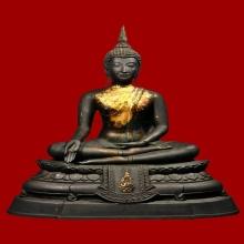 พระบูชา ภปร วัดบวรนิเวศวิหาร ปี2508