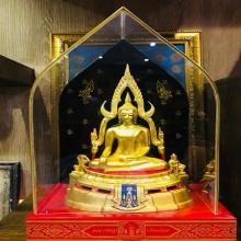 พระบูชาพระพุทธชินราช วัดนางพญาปี2519
