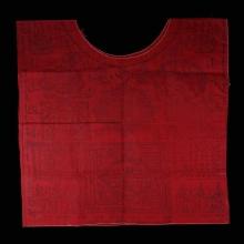 เสื้อยันต์สีแดง ลพ.จาด วัดบางกระเบา
