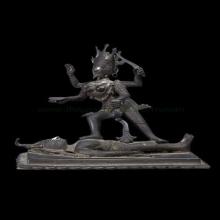 พระบูชาพระแม่กาลี ศิลปะอินเดีย