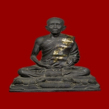 พระบูชา หลวงพ่อสุด วัดกาหลง ออกปี 2523 ขนาด 5นิ้ว
