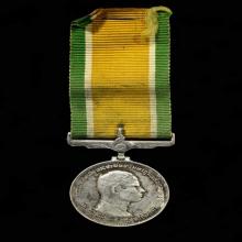 เหรียญแพรแถบในหลวงที่ระลึกพระราชพิธีฉลองสิริราชฯครบ25 ปี14