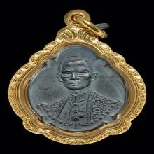 เหรียญในหลวง ร.๙ ครบ ๔ รอบ เนื้อเงิน