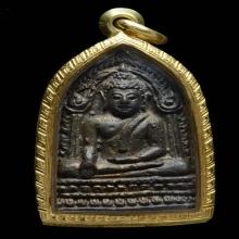พระพุทธชินราชใบเสมา ปี 2485(พระพุทธชินสีห์) เจ้าคุณศรีสนธิ์