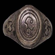 แหวนนะปัดตลอด หลวงพ่อทองสุข วัดโตนดหลวง นะใหญ่