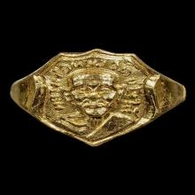 เเหวนหลวงปู่ทวด เนื้อทองคำ ปี 2503 (โชว์)