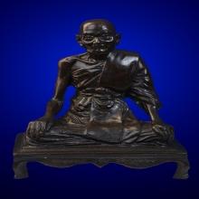 พระบูชา หลวงพ่อเจิม วัดกุฎีทอง สุพรรณ