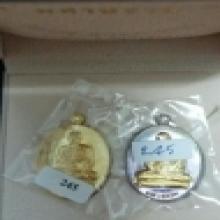 เหรียญมหาปราบชุดทองคำกล่องเดิมครบชุด