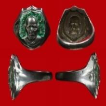 แหวนหลวงพ่อทวด รุ่นแรกปี 2506 เนื้อเงินลงยา