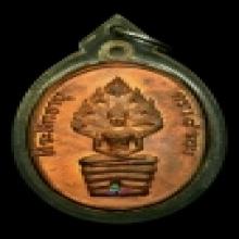 เหรียญปรกแปดรอบ หลวงปู่ทิม วัดละหารไร่