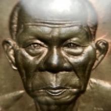 เหรียญรุ่นแรกหลวงพ่ออุ้น วัดตาลกง เนื้อนวะ จาร3ตัว สวยเดิม