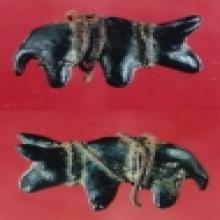 วัวธนู ลพ.น้อย วัดศรีษะทอง สวยสุดๆ เดิม ๆ หายากสุด ๆ