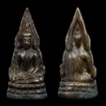 พระพุทธชินราช อินโดจีน พิมพ์บี หน้านิยม