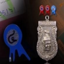 เหรียญพ่อแก่รุ่นแรกปี13 วัดพระพิเรนทร์ เนื้อเงิน 2แชมป์