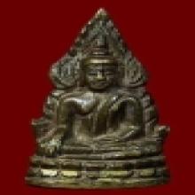 ชินราชอินโดจีน พิมพ์ สังฆาฏิยาว หน้านาง พิมพ์ A หมวด หน้าใหญ